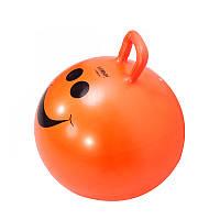 Детский фитбол с ручкой LiveUp HOPPING BALL