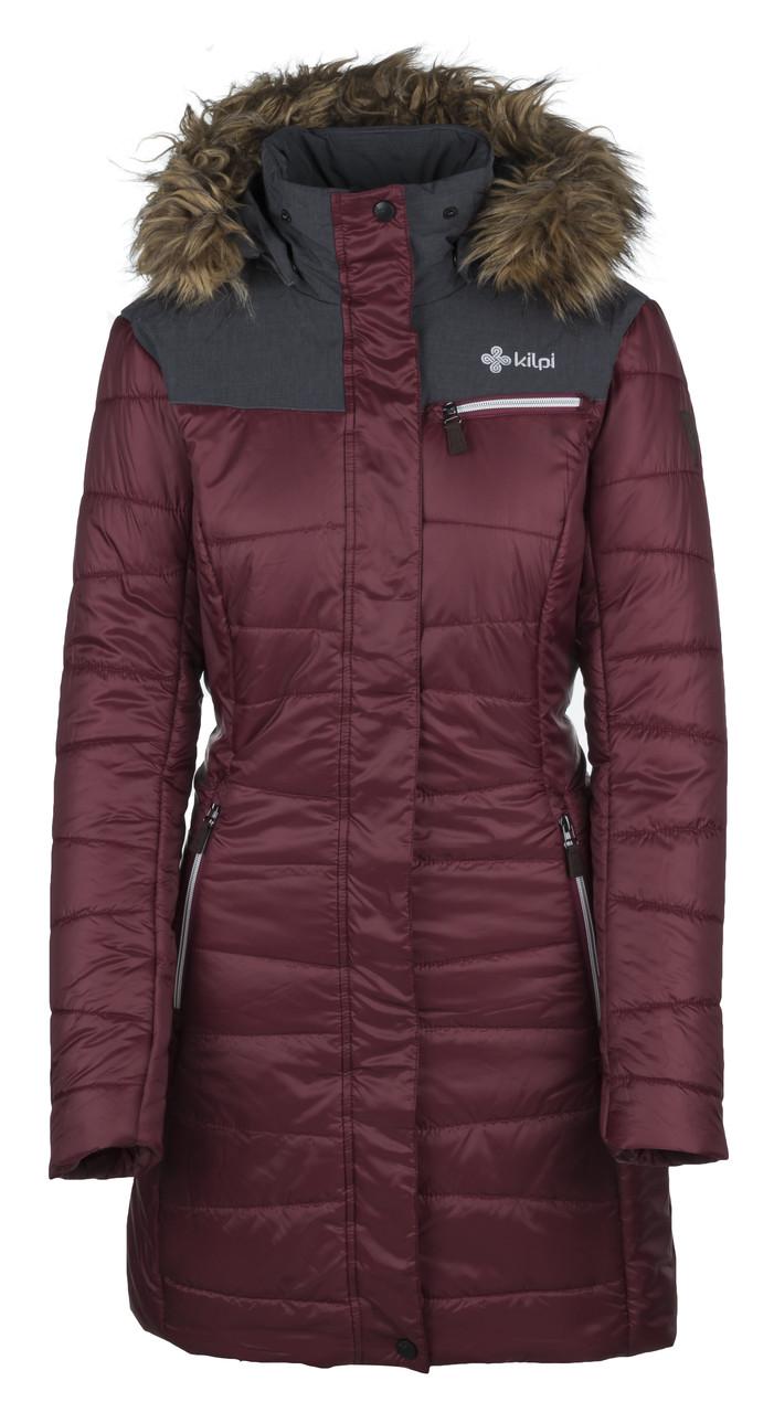 Куртка Kilpi BAARA-W бордовый 38