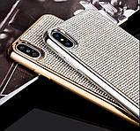 Силиконовый чехол с камнями для Samsung Galaxy S7 (SM-G930F), фото 2