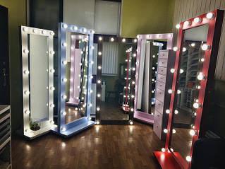 Гримерные зеркала и Столики для макияжа