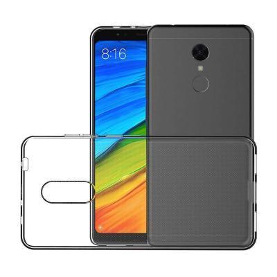 Чехол для моб. телефона Laudtec для Xiaomi Redmi 5 Plus Clear tpu (Transperent) (LC-XR5P)
