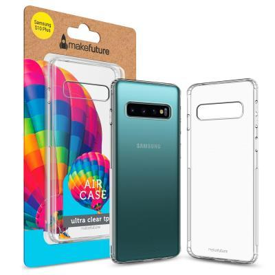 Чехол для моб. телефона MakeFuture Air Case (Clear TPU) Samsung S10 Plus (MCA-SS10P)