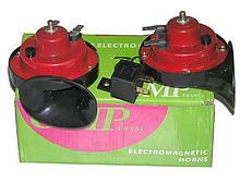 """Сигнал """"улитка"""" GMP CA-10202 (2-х контактний) (пара)"""