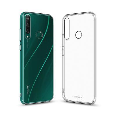Чехол для моб. телефона MakeFuture Huawei Y6p Air (Clear TPU) (MCA-HUY6P)