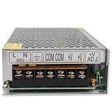 Блок питания адаптер 12V 10A S-120-12 Metall, фото 3