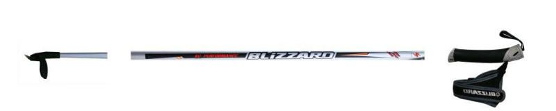 Палки для беговых лыж Blizzard XC Performance