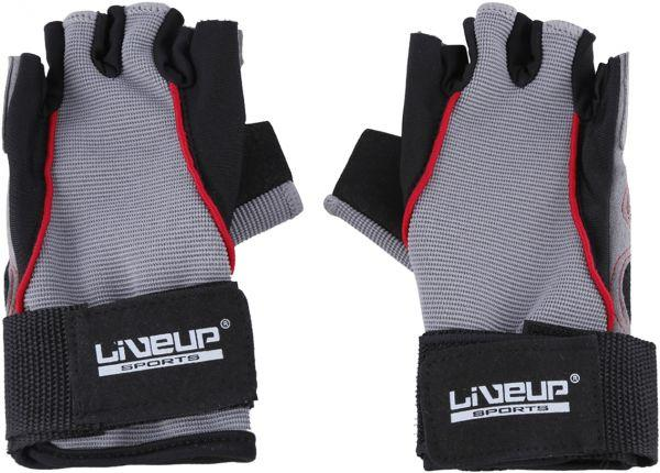 Перчатки для тренировок LiveUp TRAINING GLOVES