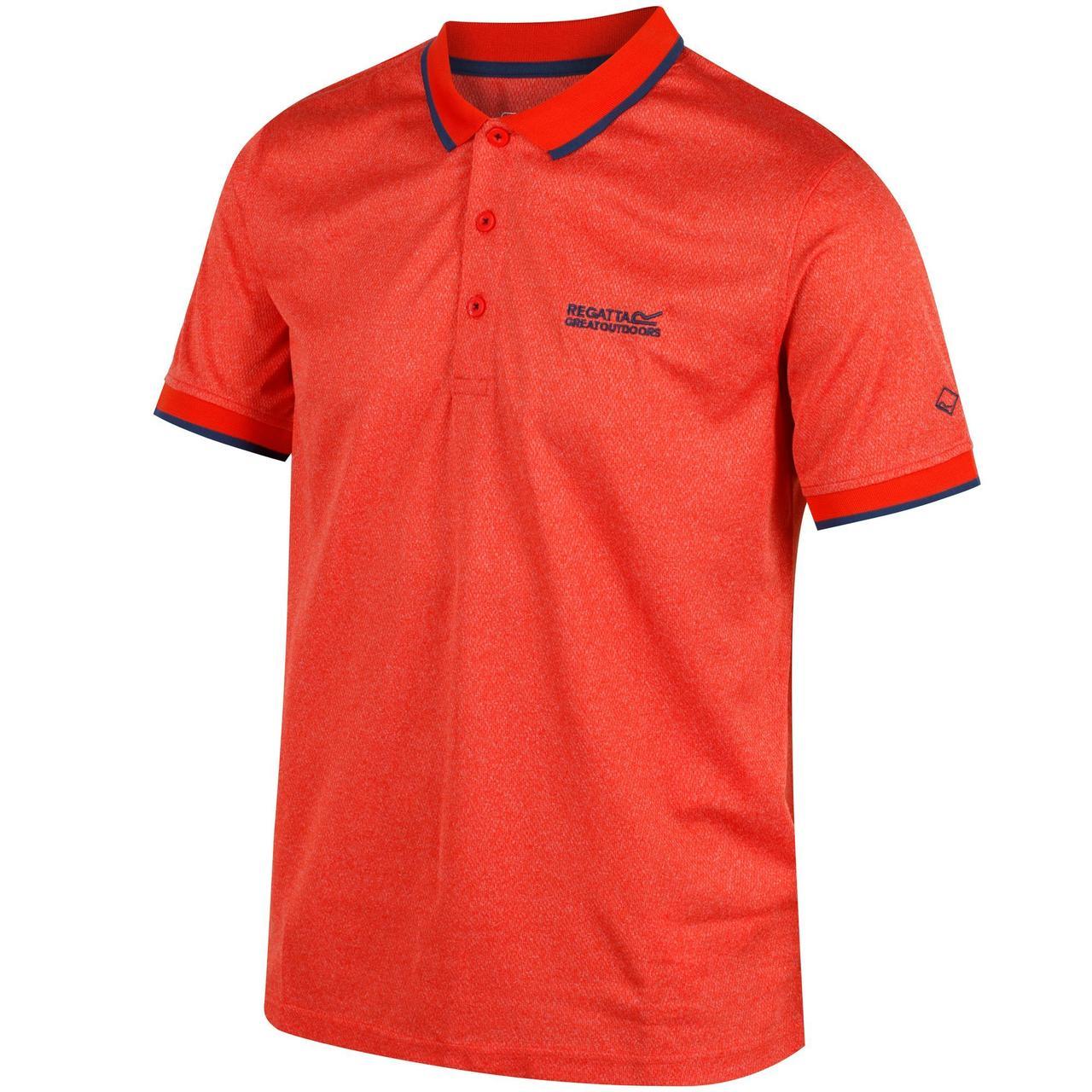 Поло Regatta Remex M оранжевый (RMT166_0EJ_M)