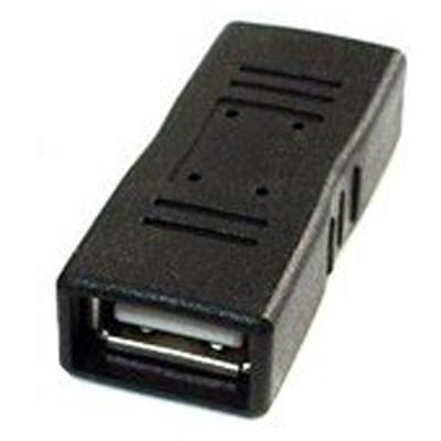 Переходник USB2.0 AF to AF Cablexpert (A-USB2-AMFF)