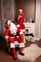 Костюм Санта Клауса размер 50-52