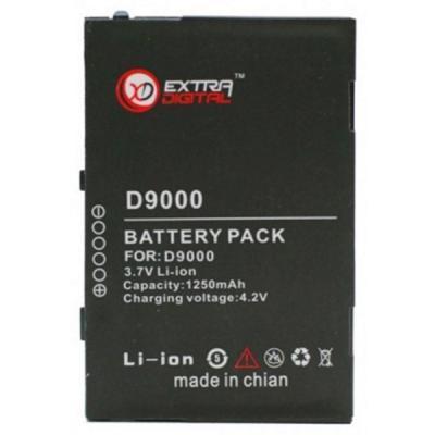 Аккумуляторная батарея EXTRADIGITAL HTC Hermes (1250 mAh) (DV00DV6099)
