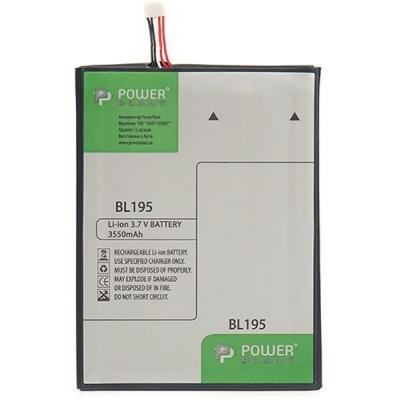 Аккумуляторная батарея PowerPlant Lenovo A2 (BL195) 3550mAh (SM130023)