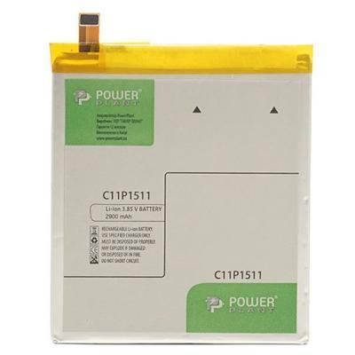 Аккумуляторная батарея PowerPlant ASUS Zenfone 3 (C11P1511) 2900mAh (SM120017)