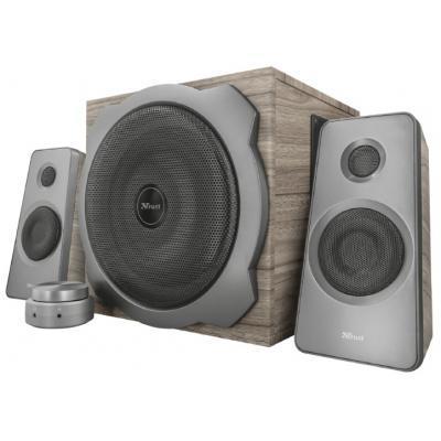 Акустическая система Trust Tytan 2.1 Speaker Set Wood (23290)