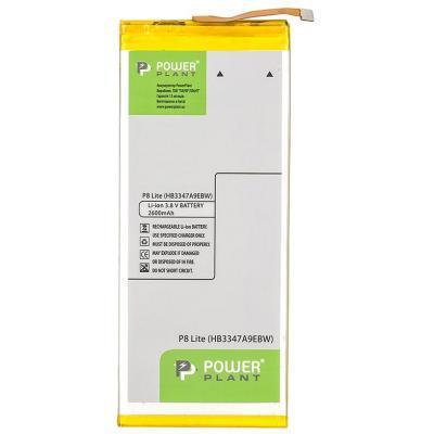 Аккумуляторная батарея для телефона PowerPlant Huawei P8, P8 Lite (HB3347A9EBW) 2600mAh (SM150236)