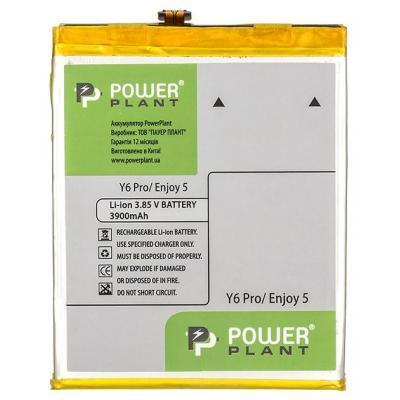 Аккумуляторная батарея PowerPlant Huawei Y6 Pro (Honor Play 5X) / Enjoy 5 (HB526379EBC) 3900mA (SM150243)