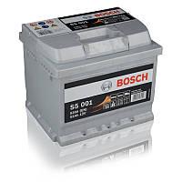 Аккумулятор Автомобильный Bosch S5 001 52Аh 520A 0092S50010