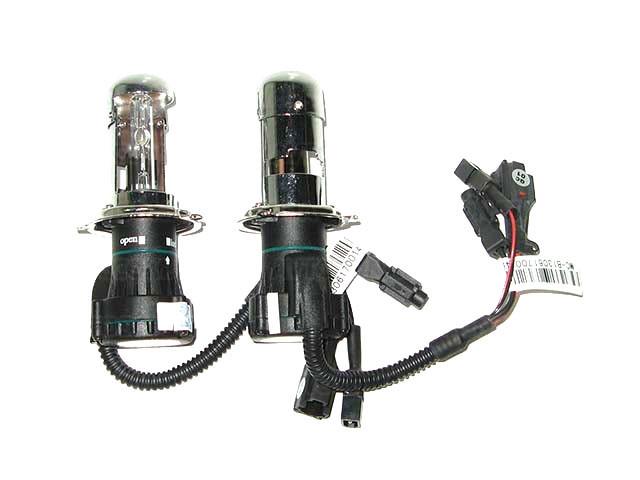 Лампа Bi-XENON Fantom H4-HL 6000K (пара)