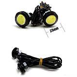 Фары дневного света (болты) LED d23мм, фото 3