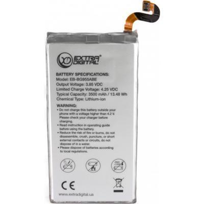 Аккумуляторная батарея EXTRADIGITAL Samsung Galaxy S8 Plus (EB-BG955ABE) 3500 mAh (BMS6419)