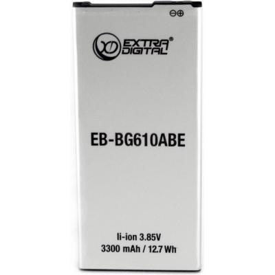Аккумуляторная батарея для телефона EXTRADIGITAL Samsung SM-G6100 (EB-BG610ABE) 3300 mAh (BMS6425)