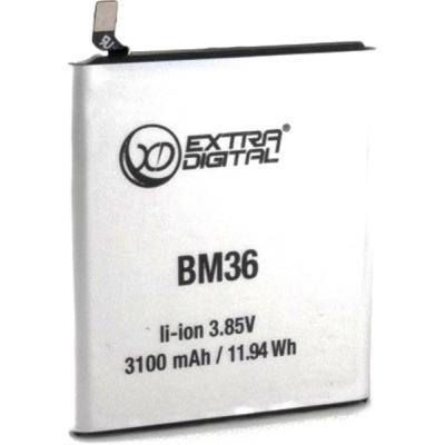 Аккумуляторная батарея EXTRADIGITAL Xiaomi Mi 5S (BM36) 3100 mAh (BMX6470)
