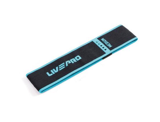 Фитнес резинка LivePro POWER LOOP M-medium