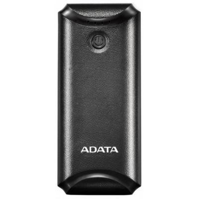 Батарея универсальная ADATA P5000 Black (5000mAh, 5V*1A, cable) (AP5000-USBA-CBK)