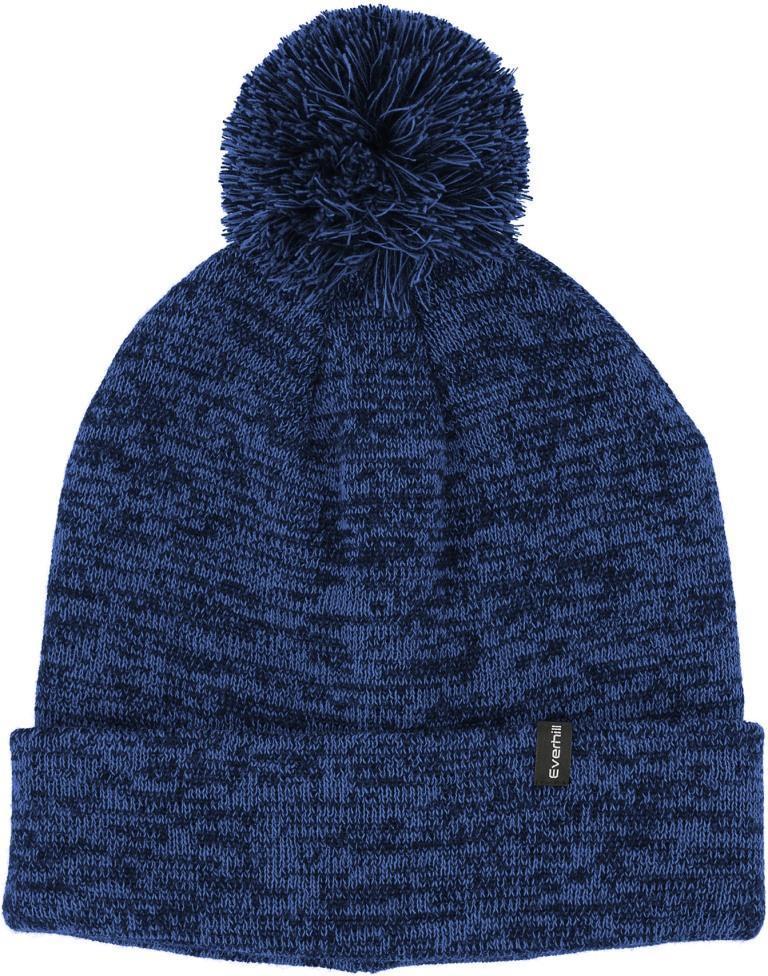Шапка Everhill HEZ19-CAM702 темно-блакитний мел