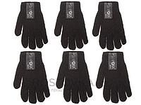 Перчатки детские Корона 8071 (варианты расцветок, XL)