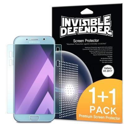 Пленка защитная Ringke для телефона Samsung Galaxy A5 2017 Duos SM-A520 Full Cover (RSP4321)