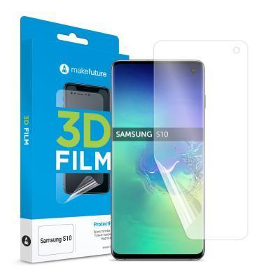 Пленка защитная MakeFuture для Samsung S10 3D (MGFU-SS10)