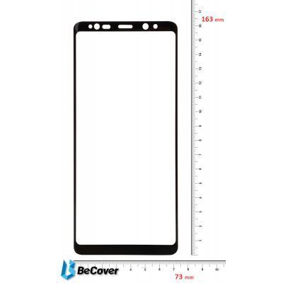 Пленка защитная BeCover Silk Screen Protector Samsung Galaxy Note 8 SM-N950 Black (702965)