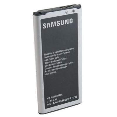 Аккумуляторная батарея для телефона EXTRADIGITAL Samsung Galaxy S5 mini G800H (Original, 2100 mAh) (BMS6389)