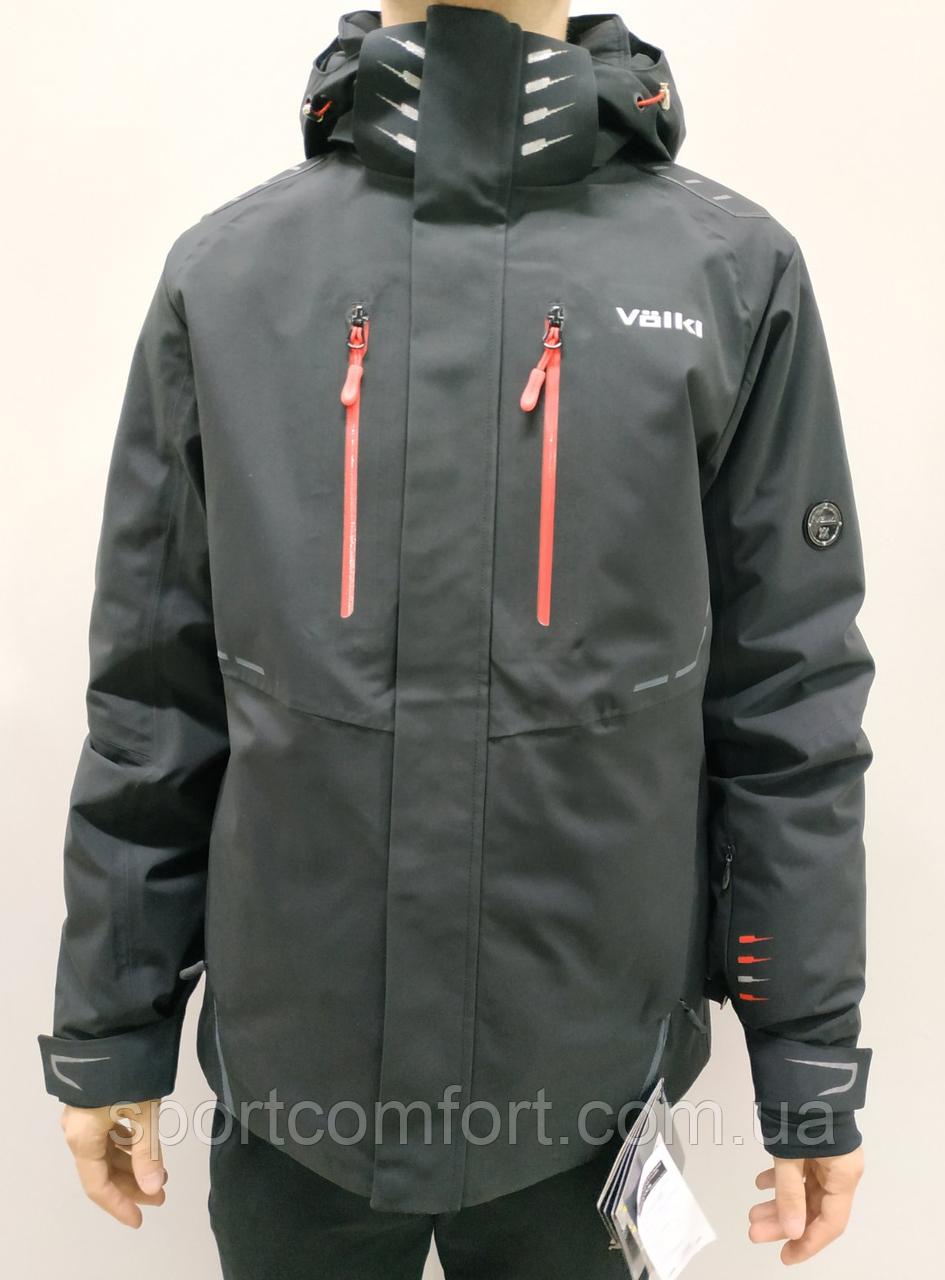 Горнолыжная куртка Volkl черная