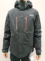 Горнолыжная куртка Volkl черная, фото 1