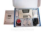 GSM сигнализация для дома с датчиком движения, фото 4