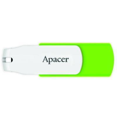 USB флеш накопитель Apacer 32GB AH335 Green USB 2.0 (AP32GAH335G-1)