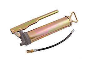 Тавотница Miol - 500 мл, с гибким шлангом 300 мм, d=8 мм