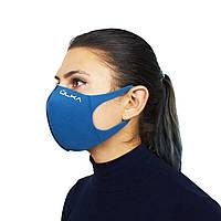 Многоразовая защитная маска ULKA Синяя