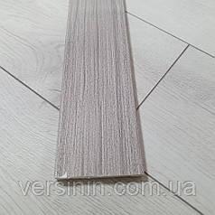 Пластиковый наличник пвх серый ясень