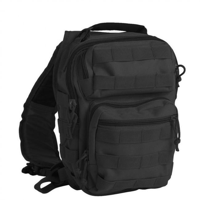 Сумка на плечо Mil-Tec 300x220x130мм черная