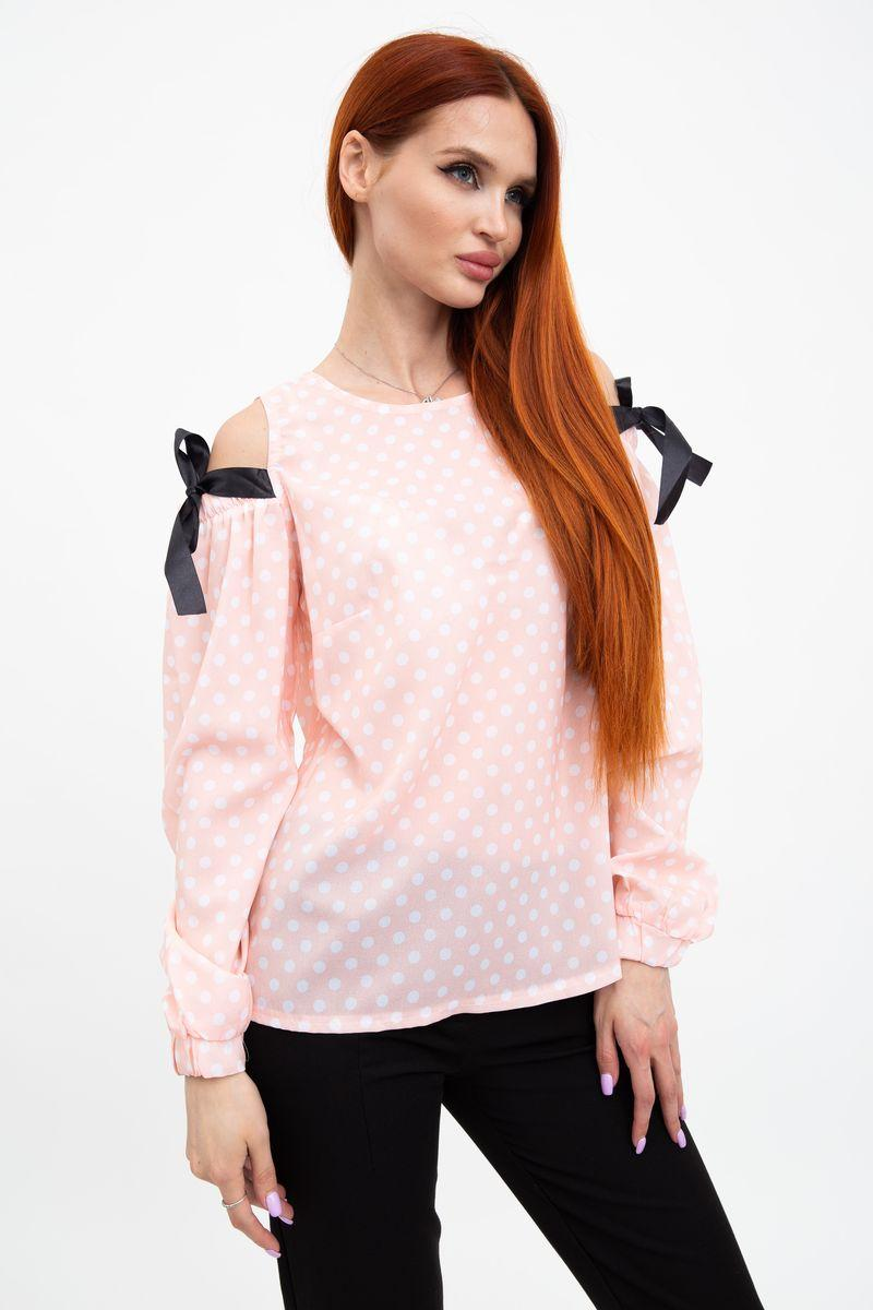 Блузка женская 115R268-4 цвет Персиковый
