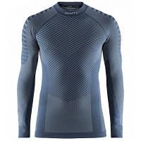 Мужское термобелье (рубашка) CRAFT ACTIVE INTENSITY CREWNECK М (1905337-698000)