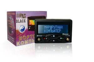 Бортовий комп'ютер Штат 110 X-5 RGB Black ВАЗ 2110