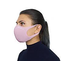 Многоразовая защитная маска ULKA Нежно розовая
