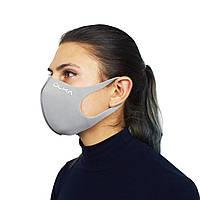 Многоразовая защитная маска ULKA Серая