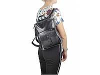 Рюкзак женский кожаный стильный повседневный натуральная кожа
