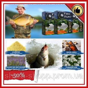 Стимулятор клева Fish Hunt (Фиш Хант) - Активатор Клева Фиш Хант