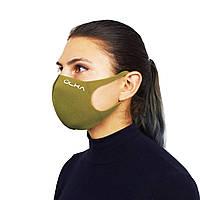 Многоразовая защитная маска ULKA Хаки